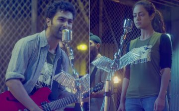 Qaidi Band's Second Song Hulchul: Aadar Jain & Anya Singh Give Rebel Movement A New Sound