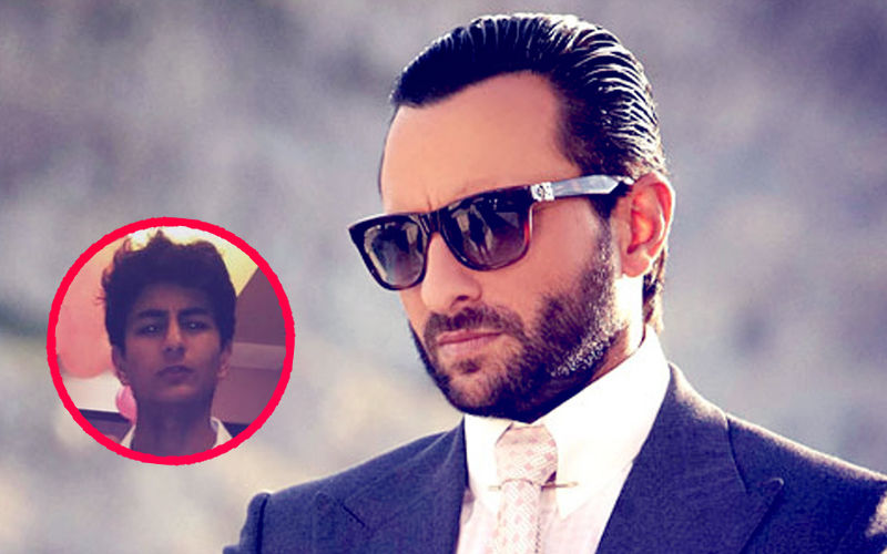 Saif Ali Khan Not On Instagram Yet, Son Ibrahim's Account Was Hacked!