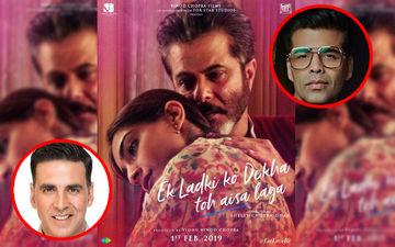 Karan Johar, Akshay Kumar And Many Others Hail Sonam Kapoor's Bold Lesbian Avatar In Ek Ladki Ko Dekha Toh Aisa Laga