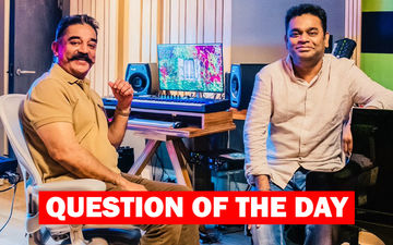 QUESTION OF THE DAY : Do You Think Kamal Haasan And AR Rahman Will Recreate Magic In Their Upcoming Film After 19 Years?