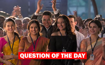 QUESTION OF THE DAY : Did You Like Akshay Kumar's Mission Mangal Trailer?