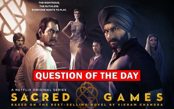 "What Will Unfold On Sacred Games In The ""Next Pacchis Din"" In Season 2?"