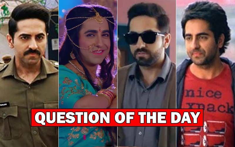 Post Dream Girl, Do You Agree That Ayushmann Khurrana Is The Poster Boy Of Eccentric Characters?