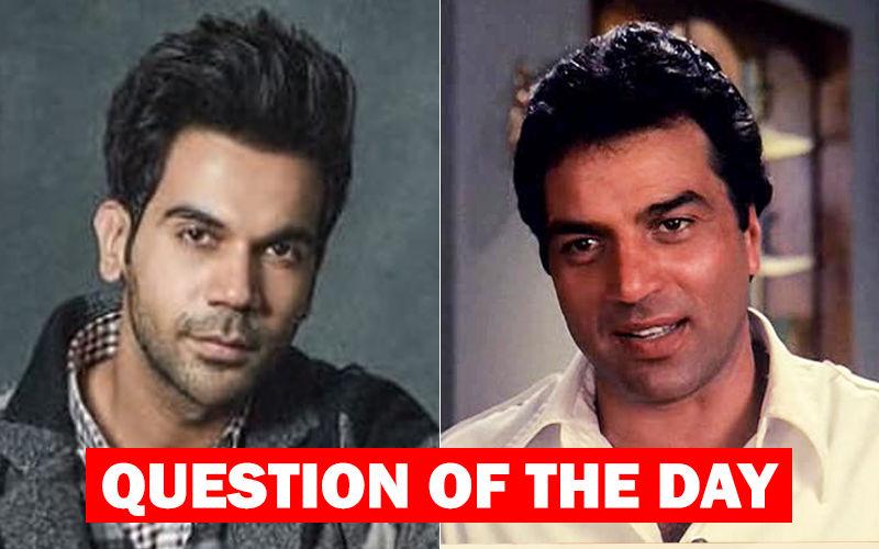 Can Rajkummar Rao Do Justice In The Chupke Chupke Remake To Dharmendra's Role In The Original?
