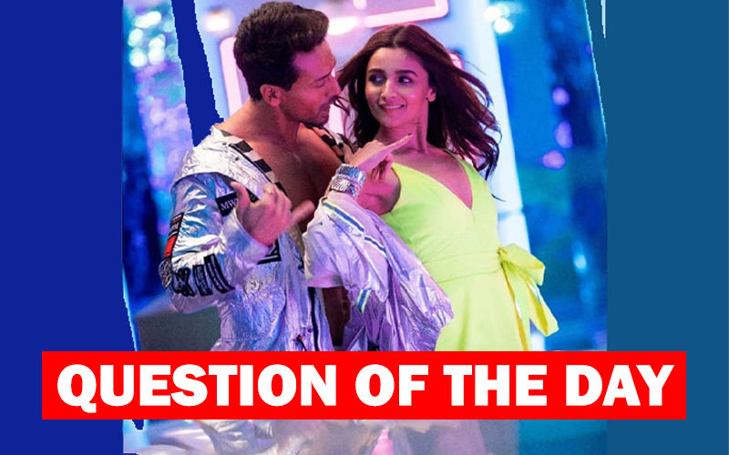 How Did You Like Alia Bhatt-Tiger Shroff's Chemistry In SOTY 2's Hook Up Song?