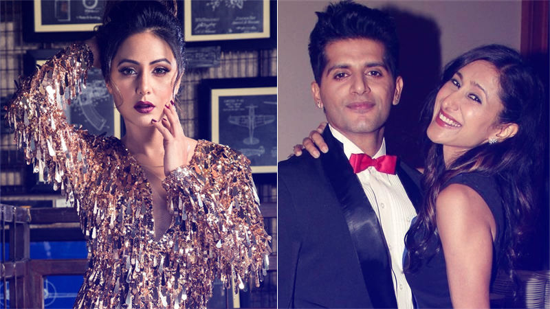Bigg Boss 12: Hina Khan Turns Messenger For Karanvir Bohra; Gives The Sweetest Message To His Wife, Teejay Sidhu