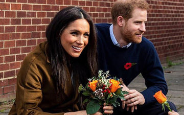 Queen Elizabeth Is Entirely Supportive Of Prince Harry And Meghan Markle's Desire To Create A New Life In Canada