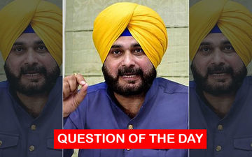 QUESTION OF THE DAY: Should Navjot Singh Sidhu Quit Politics?