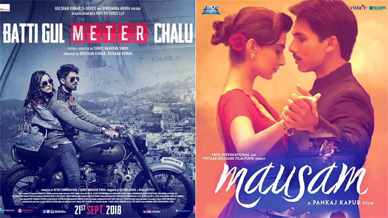Shahid Kapoor's Batti Gul Meter Chalu And Mausam Have Something In Common