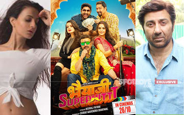 Bhaiaji Superhit, Box-Office Collection, Day 1: Only 1 Cr. Did Ameesha Patel-Sunny Deol Disown The Film Even Before That?