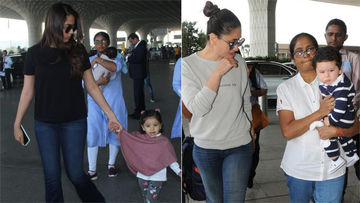 Here's Damning The Trolls Who're Castigating Mira Rajput For Copying Kareena Kapoor Khan