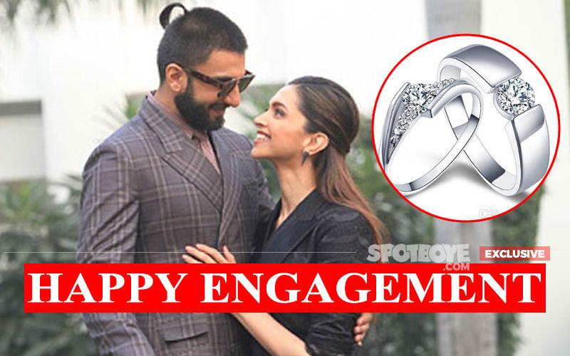 Deepika Padukone-Ranveer Singh Wedding: Engagement Ho Gayi! Mubarak Ho!!