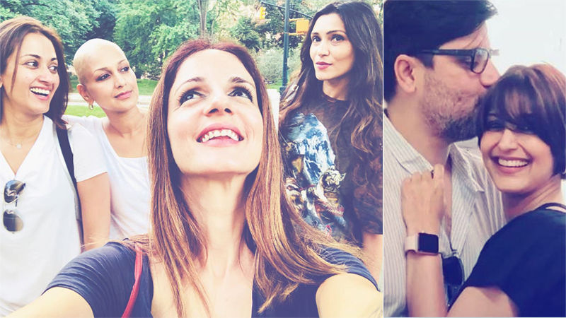 Sonali Bendre Death Hoax: Sussanne Khan Shares New Picture, Hubby Goldie Behl Sends Out Wake-Up Call To Netizens