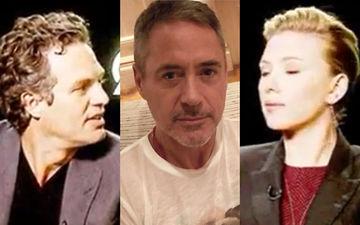 Iron Man Robert Downey Jr's Bday Wish For Hulk Mark Ruffalo-Black Widow Scarlett Johansson Is Avengers Inspired