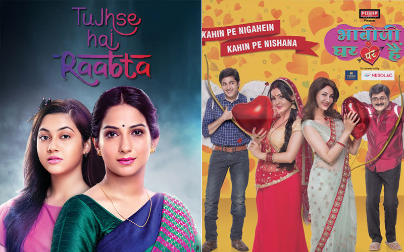 EC Orders Tujhse Hai Raabta And Bhabi Ji Ghar Par Hain Makers To Remove Content Propagating Political Parties