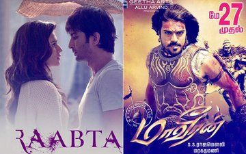 Team Raabta Wins Case Against Magadheera Makers, Film To Release On June 9