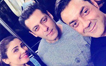 Race 3 In Thailand: Salman Khan Leaves For Bangkok With Bobby Deol & Daisy Shah