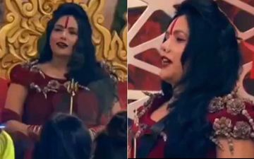 Bigg Boss 14: Radhe Maa Enters BB House NOT As A Contestant But To Give Blessings; Leaves The Show After 'Aashirwad'
