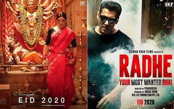 Akshay Kumar Clashes With Salman Khan On Eid 2020, Laxmmi Bomb Vs Radhe: Ab Phatega Double Bomb