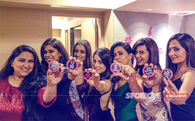 Radhika Madan & Gang Go CRAZY At Smriti Khanna's Bachelorette Party!
