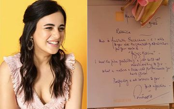 Angrezi Medium: Amitabh Bachchan Sends A Hand-Written Letter To Radhika Madan - Deets Inside