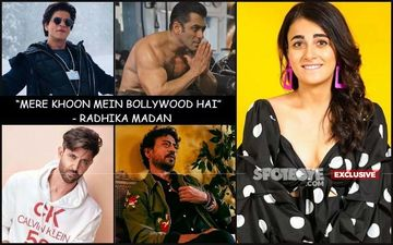 Radhika Madan On Mimicking Salman Khan, Shah Rukh, Hrithik Roshan In Nachan Nu, Things She Will Do Post Lockdown And Irrfan Khan's Best Quality- EXCLUSIVE