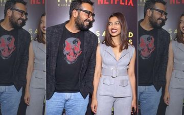 Radhika Apte Comes To Anurag Kashyap's Defence After Payal Ghosh's #MeToo Allegations: 'I've Always Felt Immensely Secure In Your Presence'