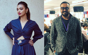 Radhika Apte Wished Peace And Craziness For Anurag Kashyap On Filmmaker's 47th Birthday