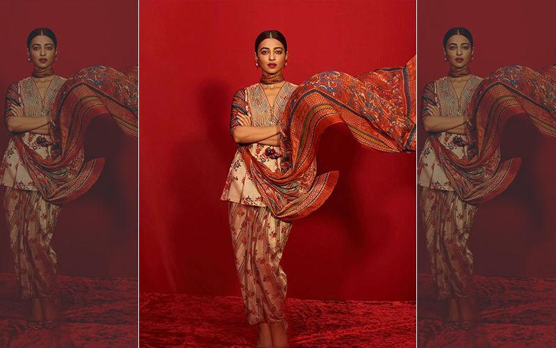 Radhika Apte's Ritu Kumar Photoshoot Is Redefining Ethnic Fashion