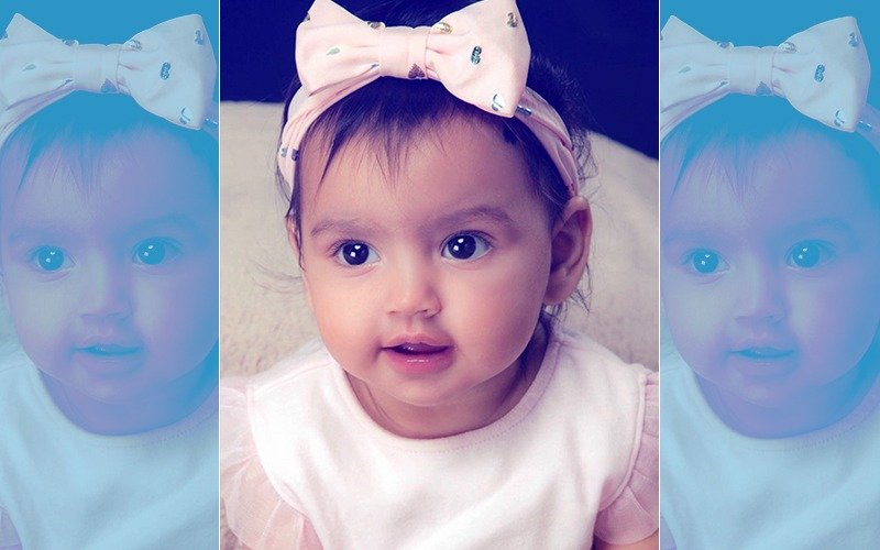 Esha Deol Shares First Picture Of Her Baby Girl, Radhya