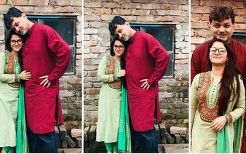 Rafiath Rashid Mithila And Srijit Mukherji Is Looking Adorable In These Pictures