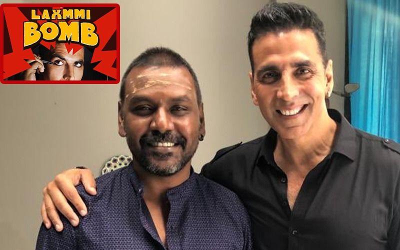 Dispute Over! Raghava Lawrence Returns To Direct Akshay Kumar's Laxmmi Bomb