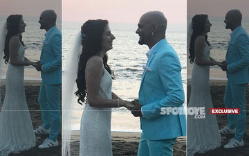 Raghu Ram And Natalie Di Luccio Say 'I DO' And We Have The Beautiful Pictures For You