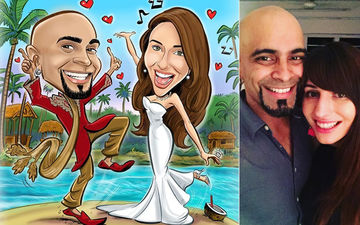 Raghu Ram Announces He Will Marry Natalie Di Lucio In December