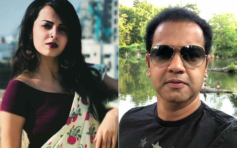 Shrenu Parekh Slaps Rahul Mahajan At The Grand Premiere Of Nach Baliye 9. Shocking!