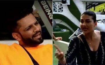 Bigg Boss 14 SPOILER ALERT: Pavitra Punia Threatens To SLAP Rahul Vaidya; Fumes With Anger After Rahul Criticizes Her Cooking Skills-VIDEO