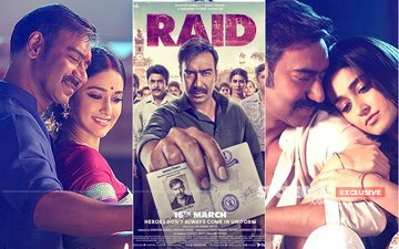 Raid, Movie Review: Don't Wade... We Dissuade