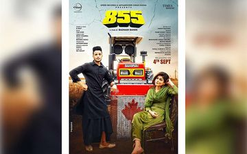 R Nait Ft. Afsana Khan's new song '855' Now playing exclusively on 9X Tashan