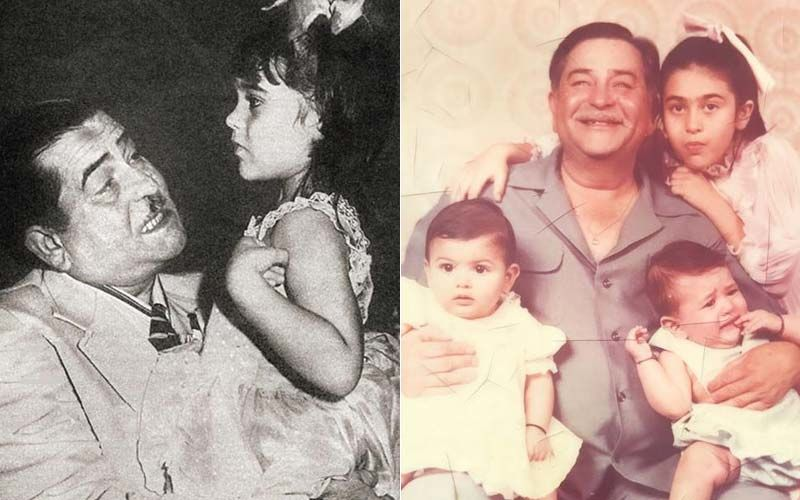 Raj Kapoor's 96th Birth Anniversary: Kareena Kapoor Khan, Karisma, Riddhima Remember Their Dadaji; Neetu Kapoor Posts Throwback Pic From Her Wedding