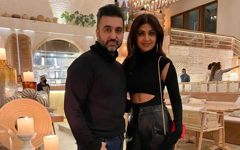 Shilpa Shetty And Husband Raj Kundra Open Doors To Their Swanky Bombay Restaurant; Couple Celebrates Socialite Queenie Singh's Birthday