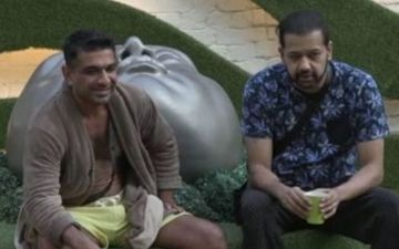 Bigg Boss 14: Rahul Mahajan Calls Eijaz Khan The 'Angry Middle-Aged Man'; Fears He Might Get A 'Stroke Or Heart Attack' Due To His Anger
