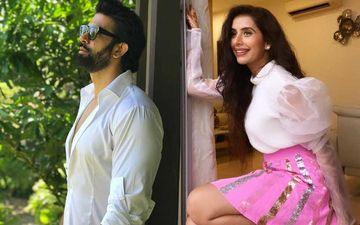 Amid Separation Rumours Rajeev Sen Asks 'Who Loves White Shirt On Me', Charu Asopa Ends Up Wearing White; We Want To Know Who Copied Who?