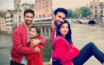 Newlyweds Rajeev Sen And Charu Asopa Fly To Switzerland For Their Honeymoon; Share Cosy Pictures On Social Media