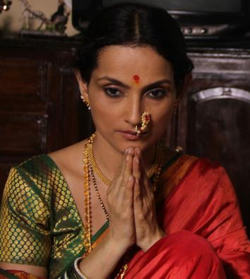 tv actress rajeshwari sachdev in peshwa bajirao