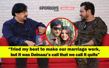 "Rajev Paul Bares All About His Divorce From Delnaaz And Return To TV: Says, ""I Had Hit The Bottle"""