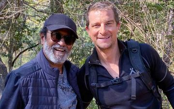 Man Vs Wild With Bear Grylls: After Getting Injured, Rajinikanth Thanks The Host For 'An Unforgettable Experience'