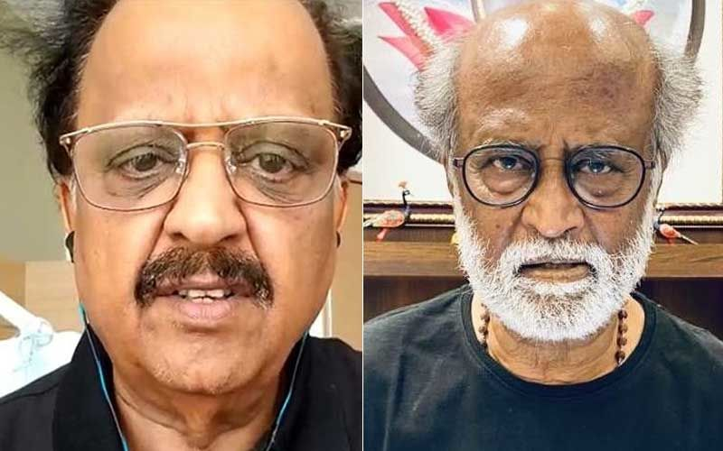 Singer SP Balasubrahmanyam Tests Positive For COVID-19: Superstar Rajinikanth Sends Speedy Recovery Wishes-VIDEO