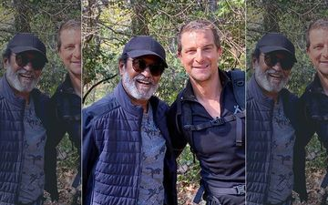 Activists Want Superstar Rajinikanth Arrested For Shooting In A Tiger Reserve For 'Into The Wild With Bear Grylls'
