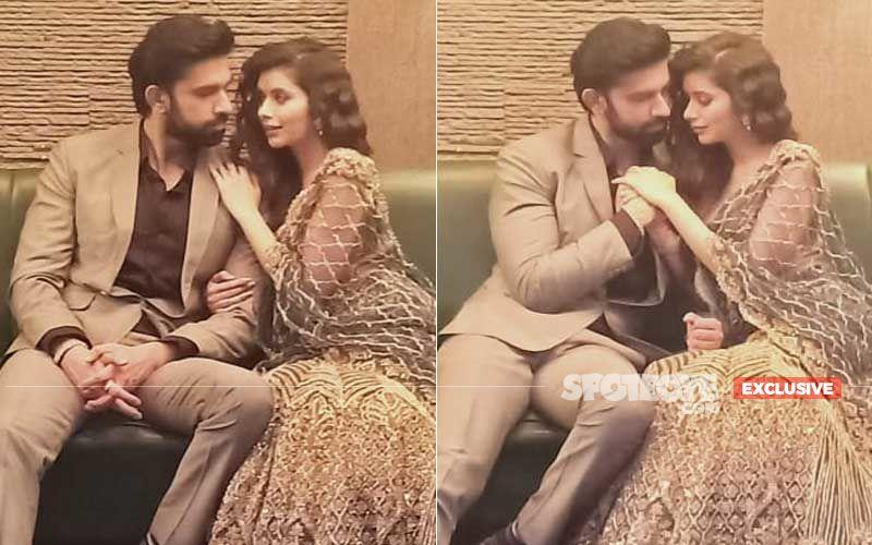 Charu Asopa-Rajeev Sen's Pre-Wedding Shoot: Couple Romances The Lens Before Walking Down The Aisle