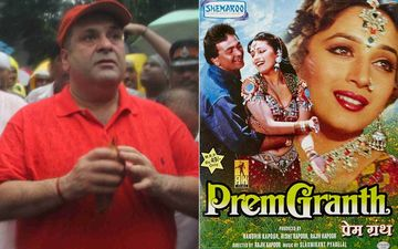 Revisiting Rajiv Kapoor's Prem Granth- It Deserved Better